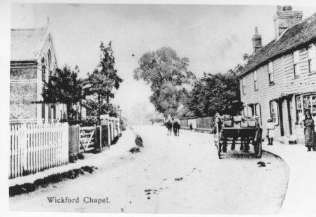 High Street circa 1910