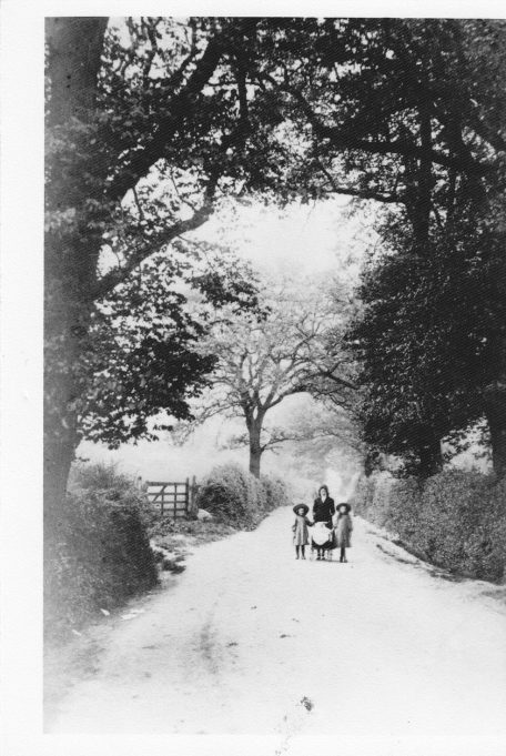 Wick Lane circa 1910 | From the private collection of Mrs B Foward