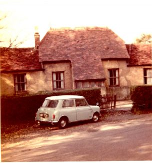 This photo taken in the 1960s when it was a private house | Basildon Heritage Collection