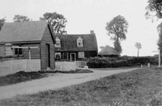Pump Corner, North Benfleet.