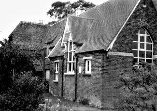 North Benfleet Church of England Primary School, c.1950.