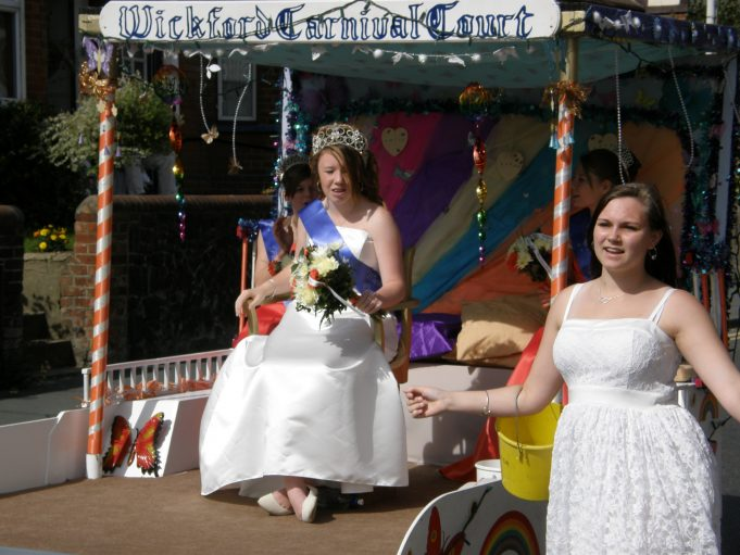 Wickford Carnival Queen