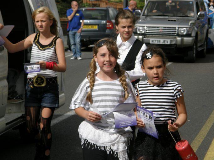 Wickford Carnival 2011