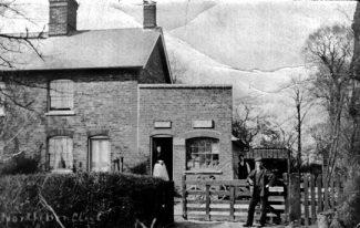 North Benfleet Post Office, Burnt Mills Road.