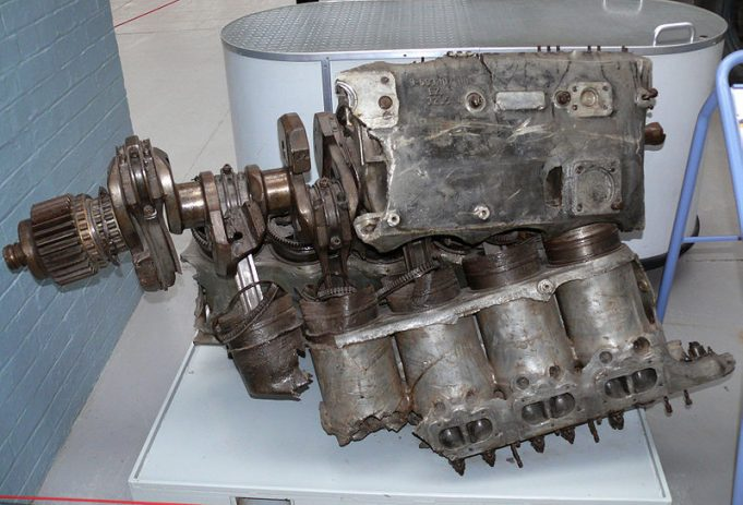 The Daimler engine | Essex Aviation Group