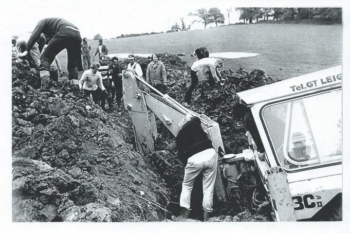 Digging up WW2 history | Essex Aviation Group