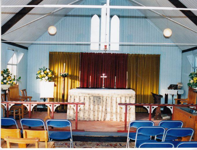 St John's Church, Ramsden Heath | Downham Church Collection