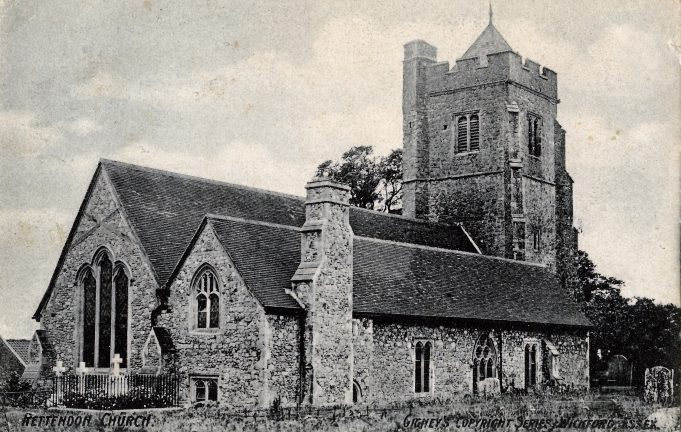 Rettendon Church