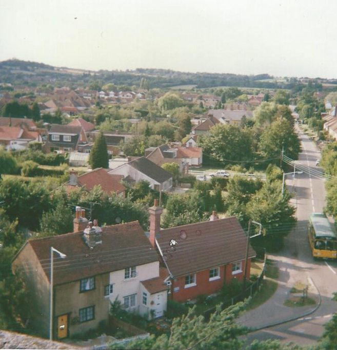 The old School House Runwell Road   David De'Ath