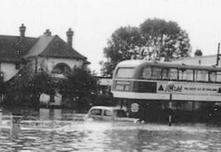 Wickford Floods, 1958: Personal Memories.