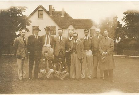 Wickford Cricket Club, 1934.