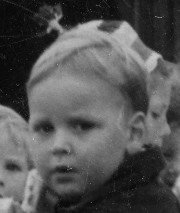 Child nearest camera | John Fuller