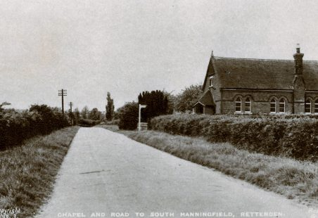 South Hanningfield Road, Rettendon Common