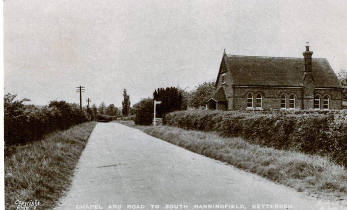 South Hanningfield Road, Rettendon Common