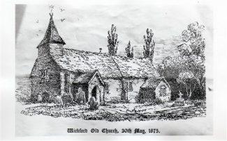St Catherine's Church 1875