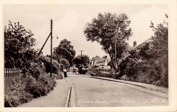 Swan Lane, Wickford