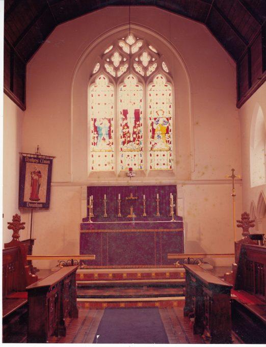 The original window | Downham Church Collection