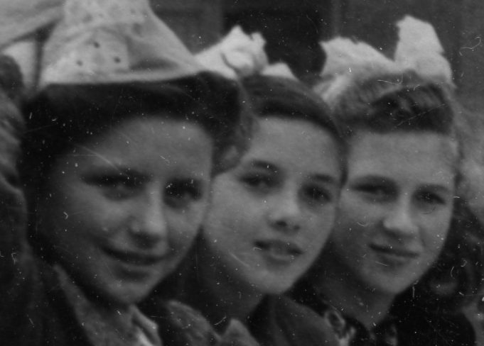 Three girls on left | John Fuller