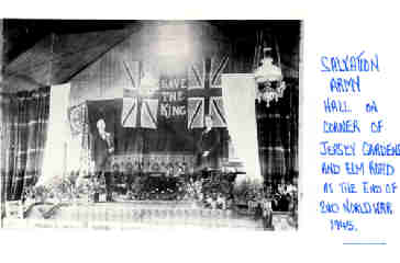 V.E.Day Celebrations, 1945.