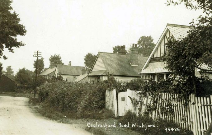 Chelmsford Road Wickford