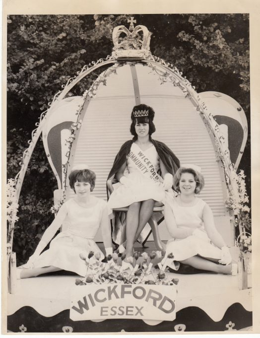 When Vina Water resigned early Sandra Ellis took over the work as Carnival Queen 1963 | Brenda Phillips