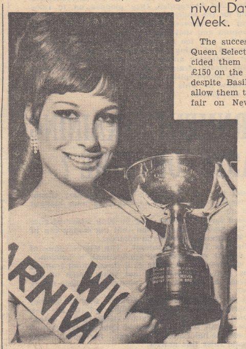 Ann Camp 1967