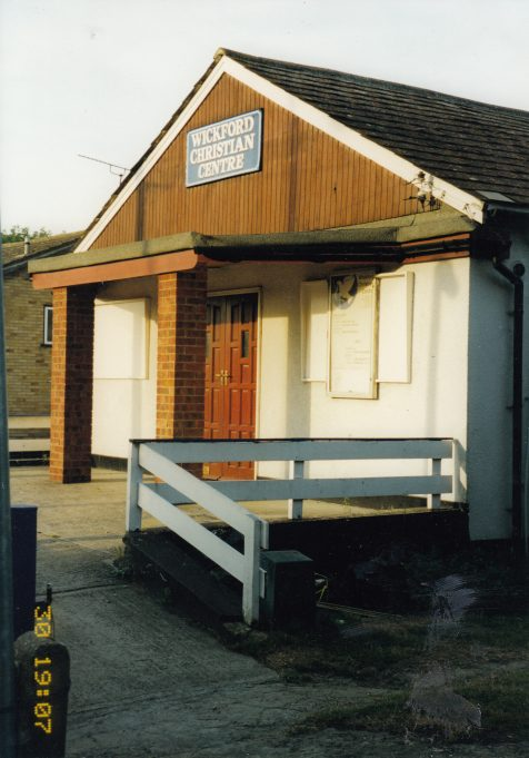 Wickford Christian Centre, Crouch Drive, 1990s | St Andrew's Church Collection