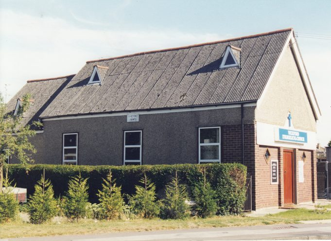 Wickford Evangelical Church, Nevendon Road. Some years ago the church was known as 'The Church of The Peculiar People'. There is an article about the church and its name on this website.   St Andrew's Church Collec