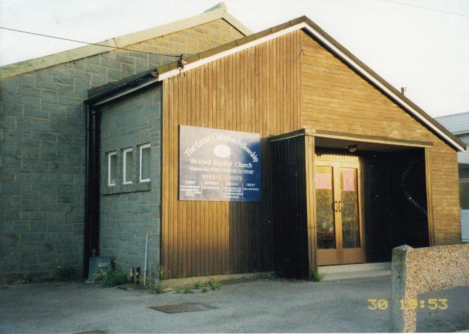 Grove Christan Fellowship, Bruce Grove 1990s | St Andrew's Church Collection