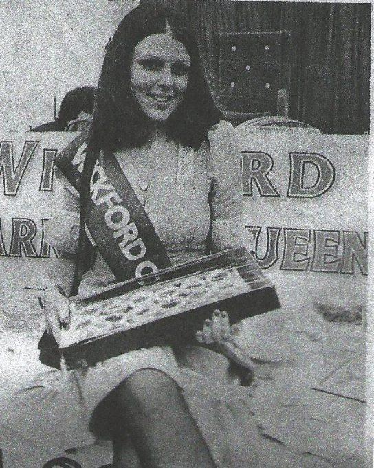 Sandra Callaghan 1974