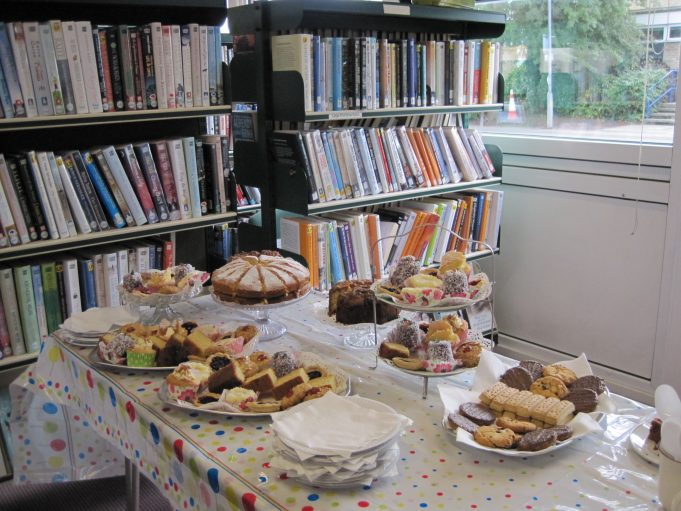 Wickford Library, 50th Anniversary