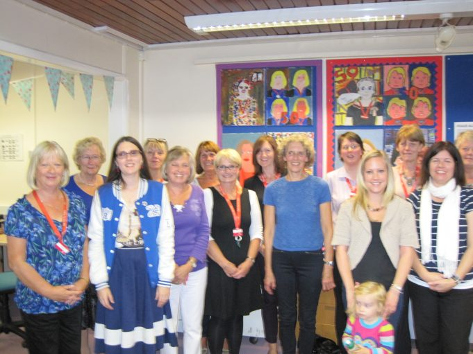 Past and present members of staff | Wickford library