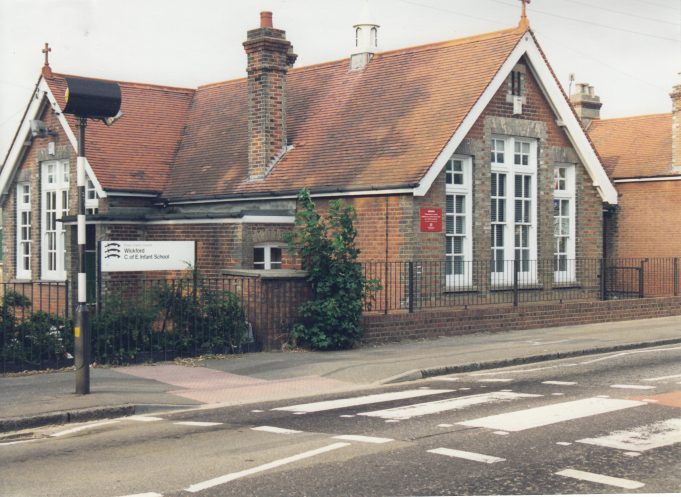 Church of England Infant School  Southend Road | St Andrew's Church Collection