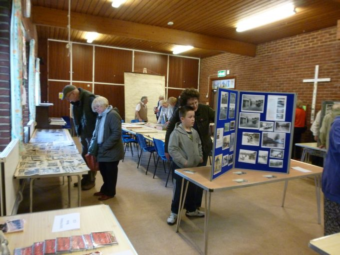 Wickford Community Archive Open Day, 2017. | Jo Cullen