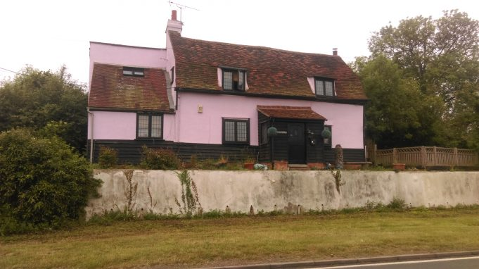 Milestone Cottage   Jo Cullen