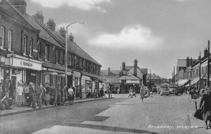 Circa 1960s | Basildon Heritage collection