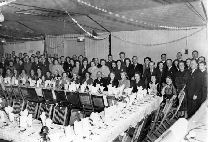 Wickford Chamber of Trade Christmas party   Photo-Flash, London Road, Wickford Tel Wickford 2341!!!