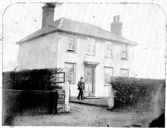 Denbigh House circa 1875