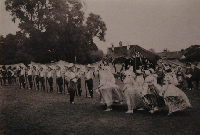 Wickford Junior School Coronation Pageant | Basildon Heritage Collection