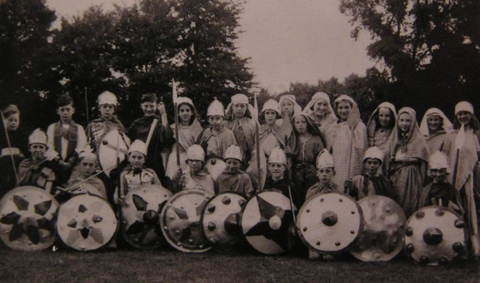 The Saxons | Basildon Heritage Collection