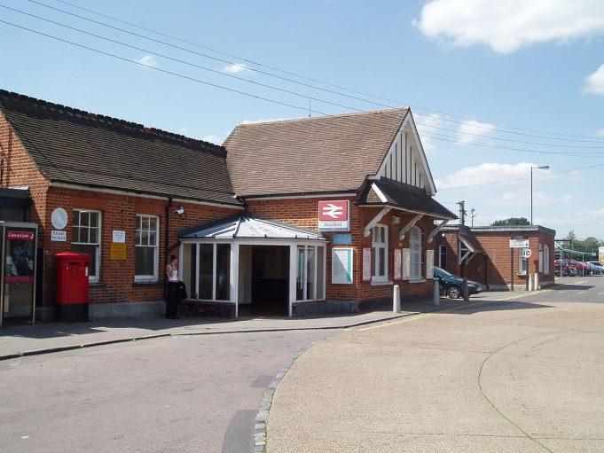Wickford Station - 2014. | Jo Cullen