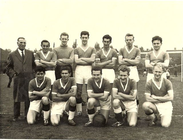 Wickford Town 1964 | Mike Hill