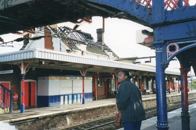 Wickford Railway Station - the fire (1) | Jo Cullen