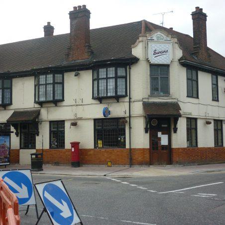 The Swan 2010 before refurbishment | Jo Cullen