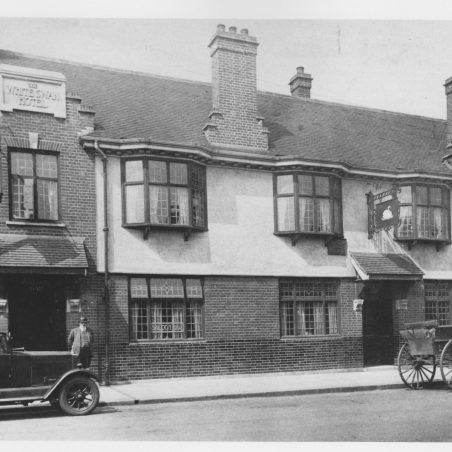 The Swan circ 1930s