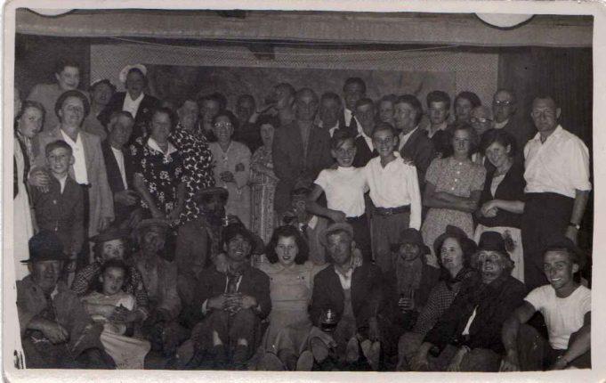 The Murley Club, Shotgate.