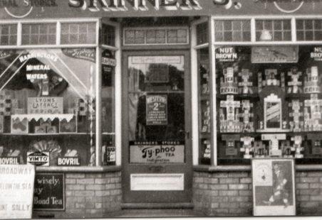 Skinner's Shop