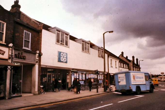 The Co-op 1960s | Basildon Heritage