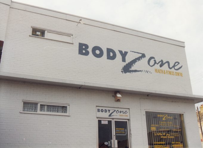 Bodyzone, Swan lane | St Andrew's Church Collection