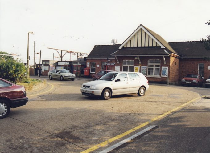 Wickford Station | St Andrew's Church Collection